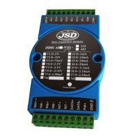 Quality 8-ch current/voltage signal to RS485/RS232 converter (A/D Converter) wholesale