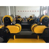 Quality High Frequency Welding Automation Equipment Pipe Rollers For Pressure Vessel wholesale