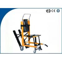 Quality Aluminum Alloy Ambulance Stair Stretcher Foldable Automatic for Outdoor Rescue wholesale