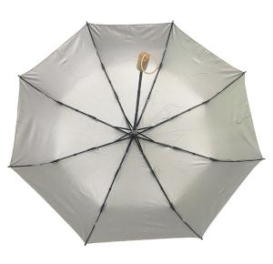 China Windproof Foldable Travel Umbrella With UV Coating Fabric on sale
