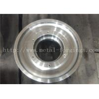 Quality 4140 42CrMo4 Hot Rolled  Slewing Forged Steel Rings  Blank Proof Machined wholesale
