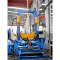 Quality Light Duty H Beam Welding Line Automatic Welding Machine With High Efficiency 3 in 1 Combination wholesale