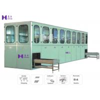 China Industrial Ultrasonic Cleaning Machine AC380V For Aluminium Hardware Components on sale