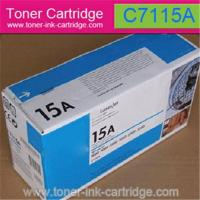 Quality Genuine HP C7115A/ HP 15A Toner Cartridge for HP Laser Jet 1000/1005/1200/1220/3300/3380 wholesale