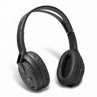 Quality Wireless Headphone, AAA Battery, Automatic-mute, Lightweight Design, Automatic-power-off Function wholesale