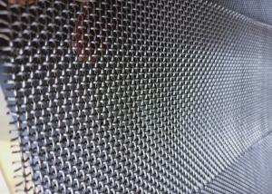 China 0.8mm Wire 10mesh Stainless Steel Woven Wire Mesh For Dust Proof on sale