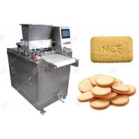 Quality Different Shape Snacks Making Machine , Automatic Biscuit Processing Machine 220V 50Hz wholesale