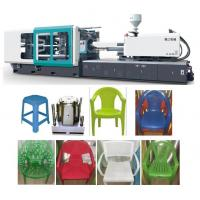 China Professional Plastic Chair Injection Moulding Machine Energy Saving CE ISO9001 Listed on sale