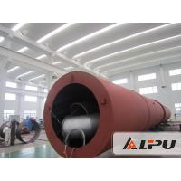 Quality Energy Saving and High Efficiency Rotating Kiln for Lime Production Line wholesale