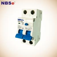 China NBSe 2 Pole Residual Current Circuit Breaker NBSL1-100 Series Small Volume on sale