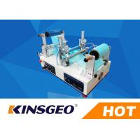 Quality 1200×620×550mm Size 4.5m/min Speed Continuous Hotmelt Coating Laminating Machine Easy Install wholesale