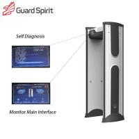 Quality 4080 Security Level 18 zones Door Frame Metal Detector fastest 100 people / minute wholesale