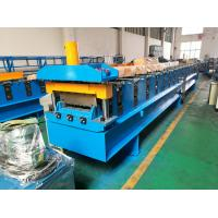 Quality Composite Slab Galvanized Steel Decking Roll Forming Machine wholesale