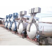 Cheap Industrial Pressure Wood Autoclave Equipment For wood processing , Φ2m for sale
