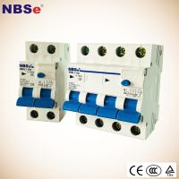 Quality Type A RCD Circuit Breaker NBSL1-100 Series With Current Limiting Performance wholesale