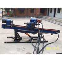 Quality Anchor Holes Skid Mounted Drilling Rig For Water Power Station wholesale