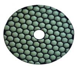 Quality Diamond Dry polishing pads in high quality 80mm 100mm 125mm wholesale