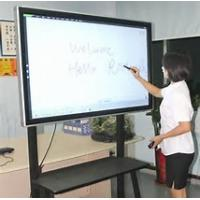 Quality 75 / 65 Inch Classroom Smart Boards , High Definition Digital Interactive Whiteboard wholesale