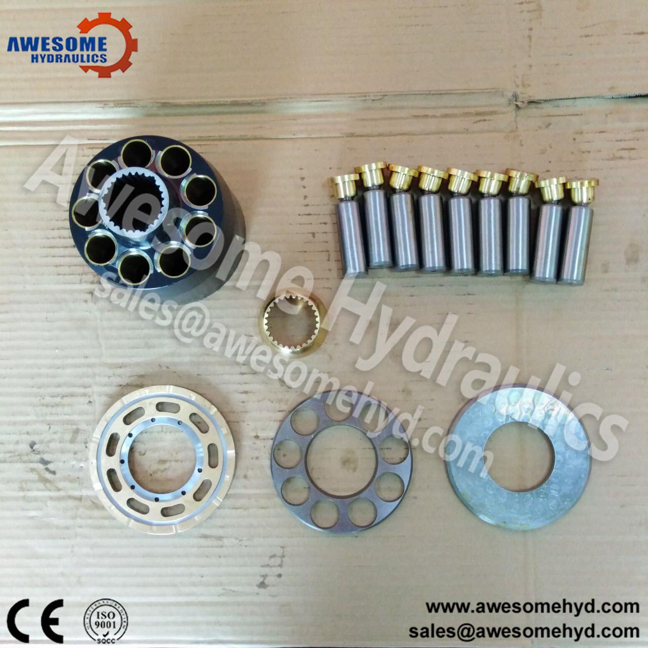 China High Precision Parker Hydraulic Parts Repair Kit PV080 PV092 PV140 PV180 PV270 on sale
