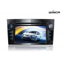 China 6.2 Inch Opel Astra Gps Navigation, Multimedia Touch Screen Car Stereo With Gps on sale