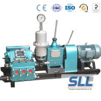 China Small Slurry Cement Grouting Pump 250L/Min Hydraulic Portable Mortar Type on sale