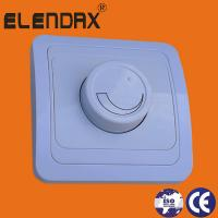 Quality European style flush mounting one gang one way wall switch (F2001) wholesale