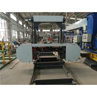 Quality Portable Sawmills/Horizontal Portable Band Sawmills Wth Diesel And Electric Engine wholesale