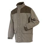 Men's Hunting Waterproof Hoody Jacket, Windproof, Water Repellent