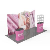 China 3X6 Reusable Trade Show Booth Displays , Pop Up Exhibition Stands Machine Washable on sale