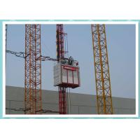 Mining Industrial Passenger And Material Hoist with CE Certificate
