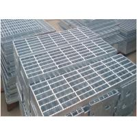 Quality 30x5 Steel Bar Grating Hot Dipped Galvanized Serrated Steel Grating wholesale