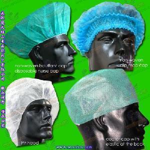 Quality Non-Woven Doctor Cap (Surgical Doctor Cap, Surgeon Hood) wholesale