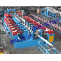 Quality C Z Purlin Interchangeable Custom Roll Forming Machine Gear Box Driven Type wholesale