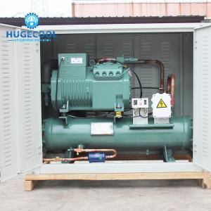 Quality Freezer refrigeration compressor condensing unit for sale wholesale