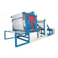 Quality Automatic Textile / PE Foam Bonding Machine With Glue , Foam Rebonding Machine wholesale