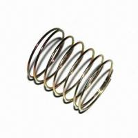 China Automotive Coil Spring with Changeable Pitch, Suitable for Plastic Molds, Sports Equipment and Gifts on sale