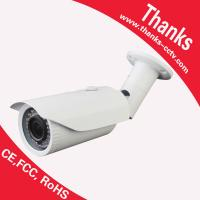 China top 10 cctv cameras better than AHD CVI Outdoor Waterproof 2.8-12mm 1080p 2MP HD TVI cctv camera on sale