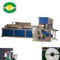 Quality High speed automatic band saw jumbo toilet paper cutting machine wholesale