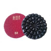 Quality 4 inch Diamond Resin Pads Stone Concrete Terrazzo Hard Polishing Pad wholesale