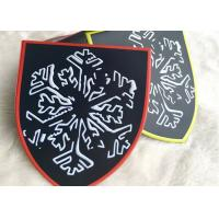 Quality Personalized Iron On Shirt Patches , Embroidery Heat Transfer Patches For Bag wholesale