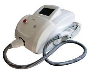 Quality E Light IPL Hair Removal Beauty Machine / RF Instrument 50J / cm2 , 2200W wholesale