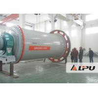 Buy cheap Continuous Silica Sand Ball Milling Equipment Critical Speed 2400×4500 product