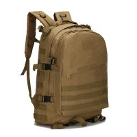 3D Military Wear Resistance Tactical Day Pack Nylon Fabric With Hidden Bags Inside