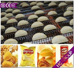 Quality Full Automatic Pringles Potato Chips Machine (HG-PC250) wholesale