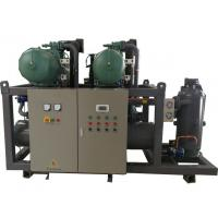 Quality Energy Saving Refrigeration Compressor Unit High And Low Pressure Controller 420HP wholesale