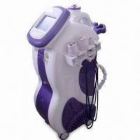Quality Cavitation Vacuum System, Suitable for Fat Reduce, Humanization Hand Piece Design wholesale