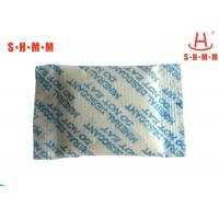 Quality Eco - Friendly Container Desiccant Bags Non Woven Fabric Packaging , RoHS Certification wholesale