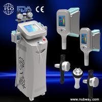 Quality Best 5 handles cryolipolysis body slimming beauty equipment for clinic in advance wholesale