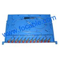 Quality FC Pigtail and Adapter optical fiber patch panel / Fiber Optic Splicing Module wholesale