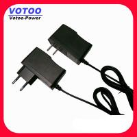 Quality DC Output CCTV Power Adapter 0.5a 12 Watt , CCTV 12V Power Supply wholesale